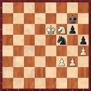 White to play. How should he continue?