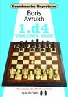 GM 1 - 1.d4 volume one by Boris Avrukh (hardcover)