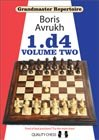 Grandmaster Repertoire 2 - 1.d4 volume 2 - By Boris Avrukh (hardcover)