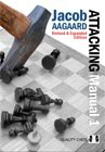 The Attacking Manual 1 2nd edition - by Jacob Aagaard - Hardcover