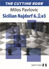 The Cutting Edge 2 - Sicilian Najdorf 6.Be3 by Milos Pavlovic (hardcover)