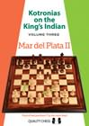 Kotronias on the Kings Indian Mar del Plata II (hardcover) by Vassilios Kotronias