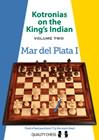 Kotronias on the Kings Indian Mar del Plata I (hardcover) by Vassilios Kotronias