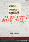 Kings Indian Warfare (hardcover) by Ilya Smirin
