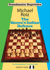 The Queens Indian Defence (hardcover) by Michael Roiz