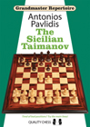 The Sicilian Taimanov (hardcover) by Antonios Pavlidis