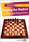 Playing the Najdorf (hardcover) by David Vigorito