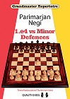 Grandmaster Repertoire - 1.e4 vs Minor Defences (hardcover) by Parimarjan Negi