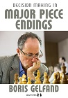Decision Making in Major Piece Endings (hardcover) by Boris Gelfand